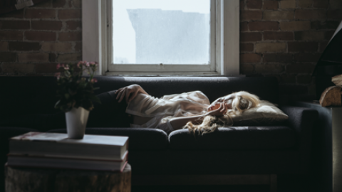 Spánkový režim